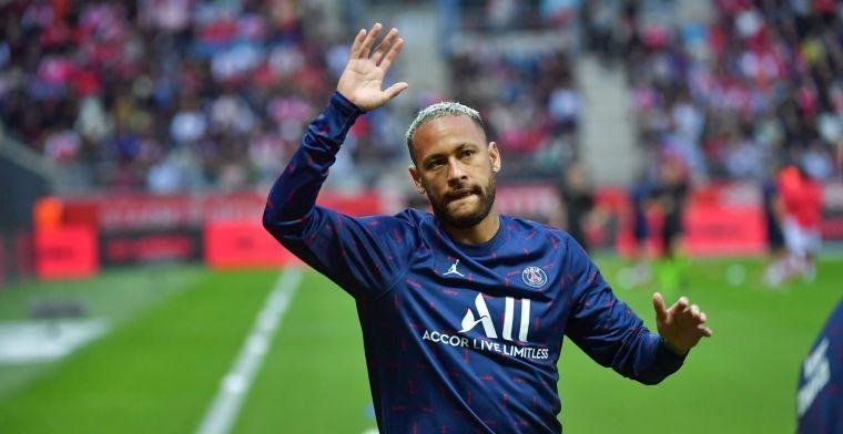 Neymar uit frustratie na 'provocerende dribbel': 'Is het einde van joga bonito'