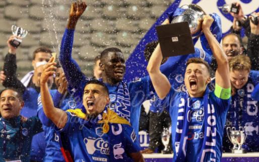 Loting Beker van België: uitwedstrijden voor RSC Anderlecht, KRC Genk en Antwerp