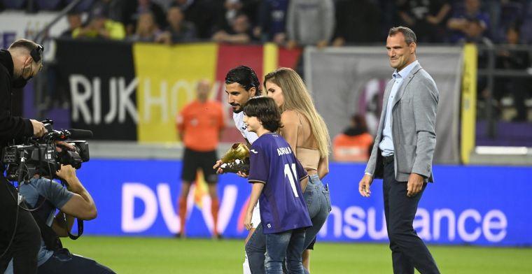 Refaelov krijgt Gouden Schoen bij Anderlecht: Kers op de taart