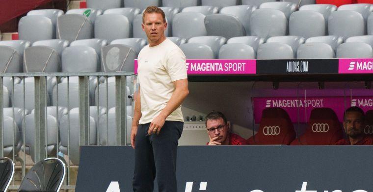 Nagelsmann praat alleen als 'fan' over Bayern-target: 'Sleutelspeler voor Chelsea'