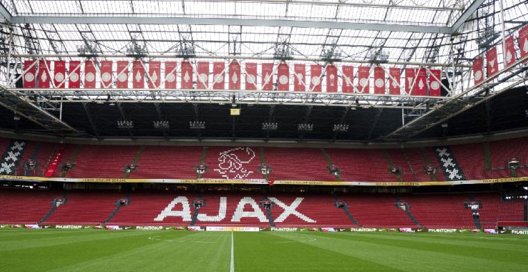 Ajax werkt aan nieuw derde tenue: 'Weet niet of het geheim was, bij dezen'
