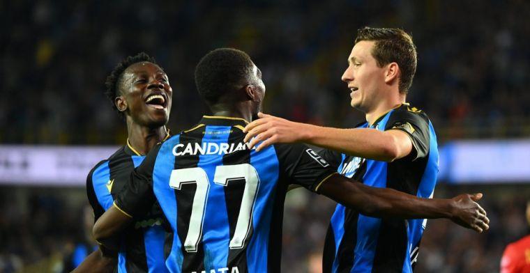 Stunt Club Brugge ook tegen RB Leipzig? Blessin ziet kansen voor Blauw-Zwart