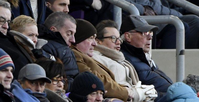 'Coucke werd de dupe na deal tussen ex-bestuur van Anderlecht en Henrotay'