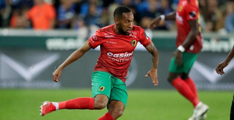KV Oostende ziet kansen tegen RSC Anderlecht: We kunnen winnen