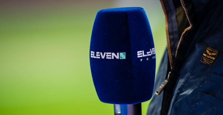Eleven Sports wil geen competitiehervorming: Altijd maar veranderen is ongehoord