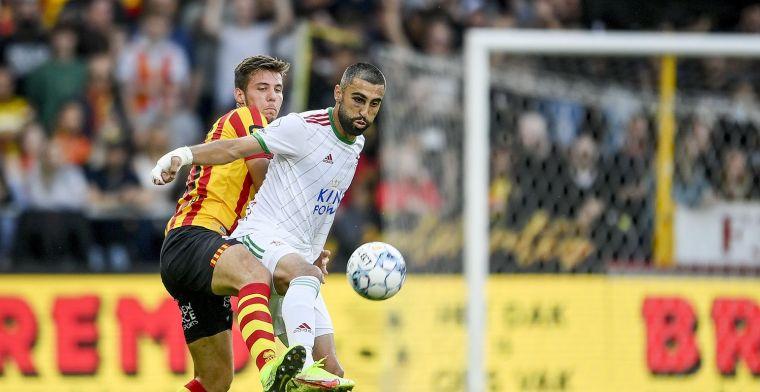 Rezaei kijkt Club Brugge in de ogen: Revanche? Geen behoefte aan