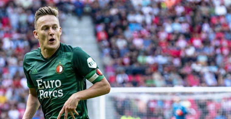 'Het is leuk om Feyenoorder te zijn op dit moment, daar moeten we van genieten'