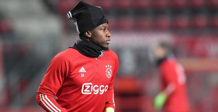 Onana doorbreekt stilzwijgen: 'Ik sta nog open voor nieuw Ajax-contract'