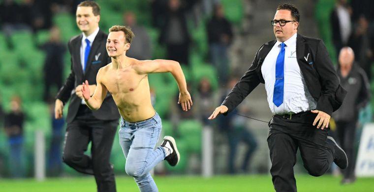 FC Groningen komt met statement na 'waardeloze avond' en hekelt gedrag studenten