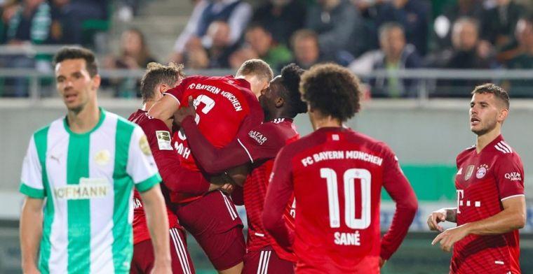 Viergever en Willems moeten het hoofd buigen voor machtig Bayern