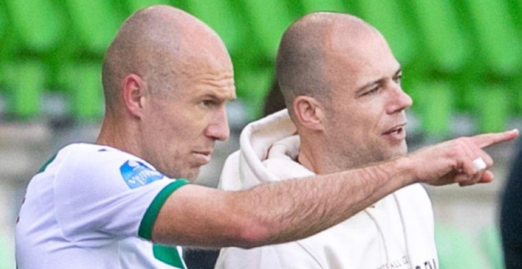 Buijs paste trainingsprogramma aan na tip Robben: Dat was een les voor mij