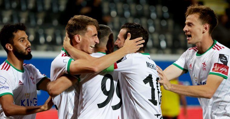 OHL moet aan de bak tegen Club Brugge: Anders volgt een zespuntenmatch
