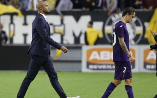 """Boskamp duidelijk over Anderlecht: """"Bekijk de selectie van Kompany eens"""""""