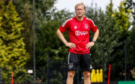 Afbeelding: Poulsen wordt assistent van Hjulmand: 'Lijkt op wat ik heb gedaan bij Ajax'