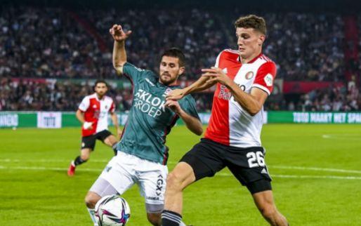 Afbeelding: Feyenoord lacht het laatst in spektakelstuk: Til goud waard tegen NEC