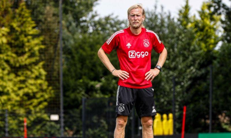 Afbeelding: Poulsen begint aan nieuw avontuur: 'Veel geleerd in Ajax-tijd, gebruik van maken'