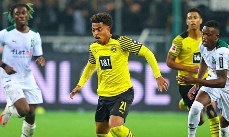 Afbeelding: Malen kan gemis Haaland niet opvangen: Dortmund raakt achterop bij Bayern