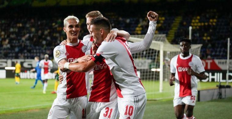 De manier om Ajax te bestrijden: 'Als het even kan, gaat hij over de boarding'