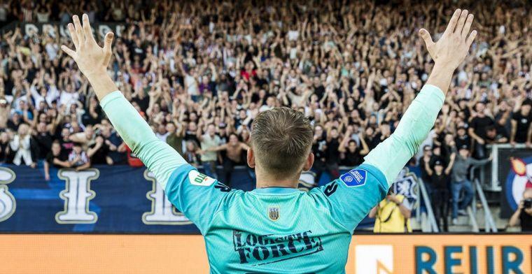 Drommel 'jaloers' op Willem II-held: 'Dan moet hij van team veranderen'
