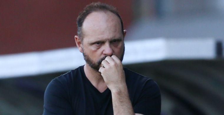 UPDATE: 'Zware schorsing voor De Smet, Beerschot gaat niet in beroep'