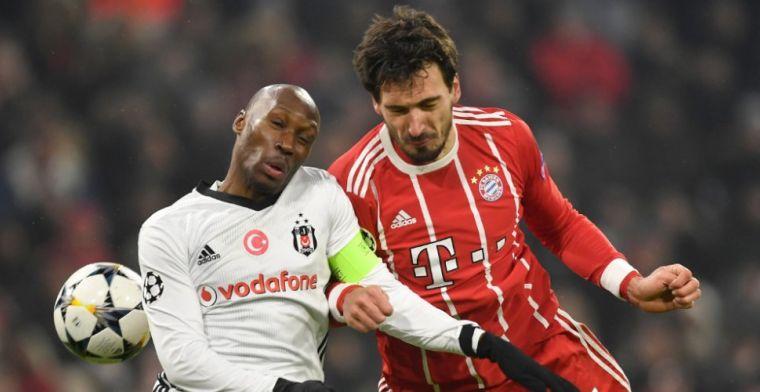 Grote problemen voor Besiktas: ook aanvoerder lijkt af te haken richting Ajax