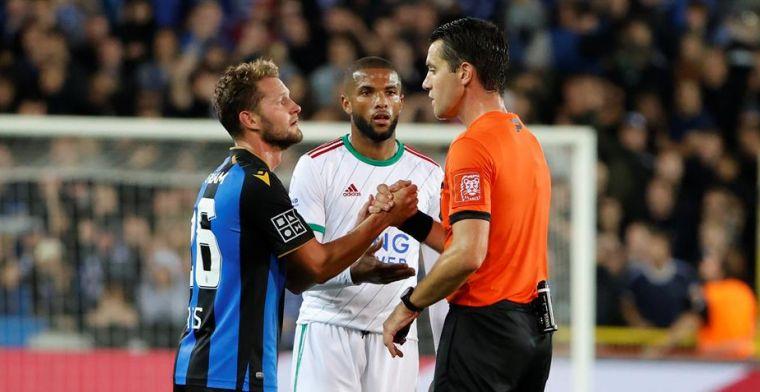 Rits (Club Brugge) is niet mals voor OHL: Als je hiervoor voetballer bent...