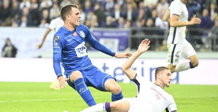 """Verheyen is hard voor Lemajic (KAA Gent): """"Je speelt tot je 28e nog in Letland"""""""