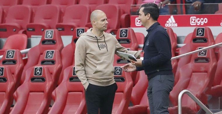 Buijs over Getafe-achtige aanpak: 'Dacht je nou dat we mee gaan spelen met Ajax?'