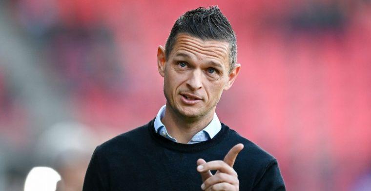 'Tegen Ajax al soortgelijke ambiance meegemaakt, Kuip is een geweldig stadion'