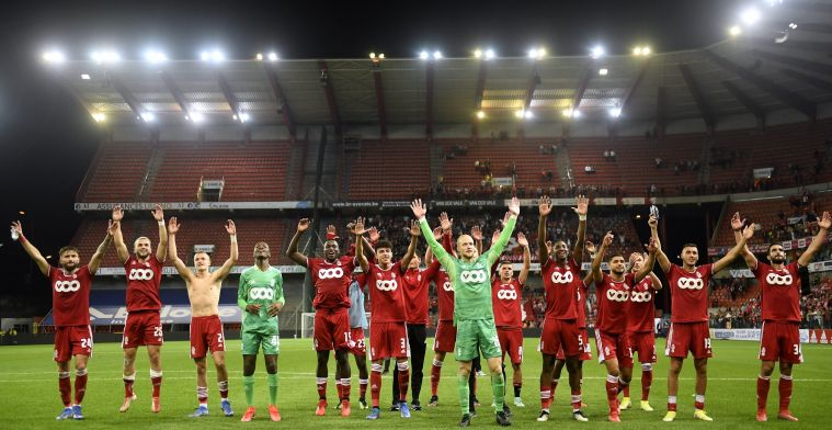 """Géén topspeler bij Standard Luik: """"De tijd van sterspelers lijkt voorbij daar"""""""