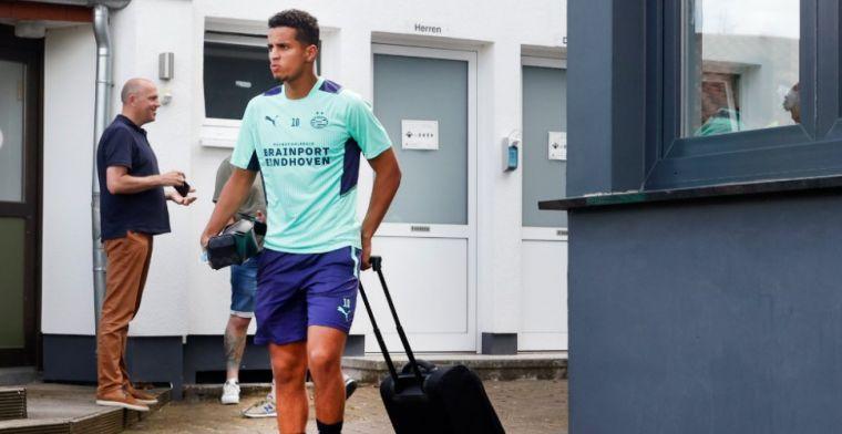 Ihattaren traint apart bij Sampdoria: 'Heb gehoord dat zijn bereidheid groot is'