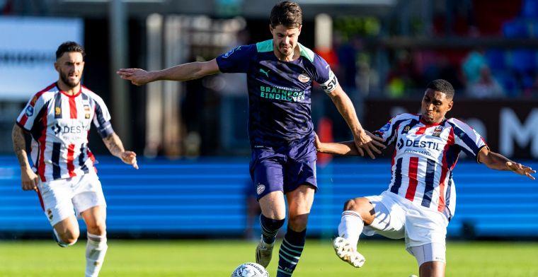 LIVE: PSV verliest Brabantse derby door blunder en eigen goal (gesloten)
