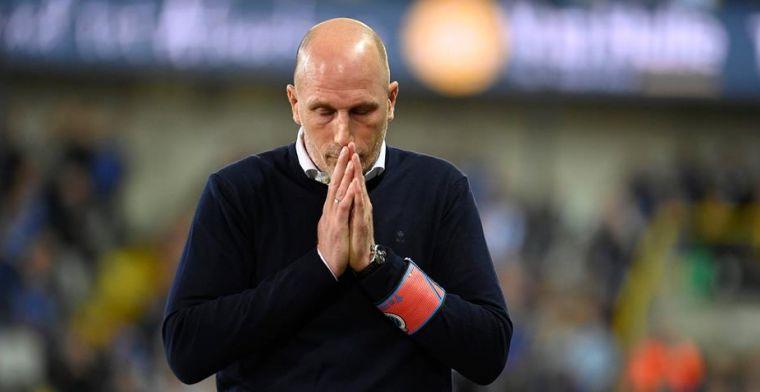 Clement pleit voor invoering effectieve speeltijd na Club Brugge - OH Leuven