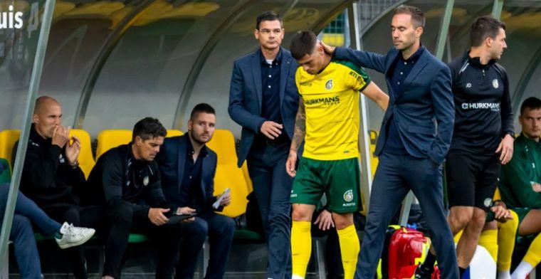 LIVE-discussie: Openda op Vitesse-bank, Fortuna moet populaire Tirpan missen