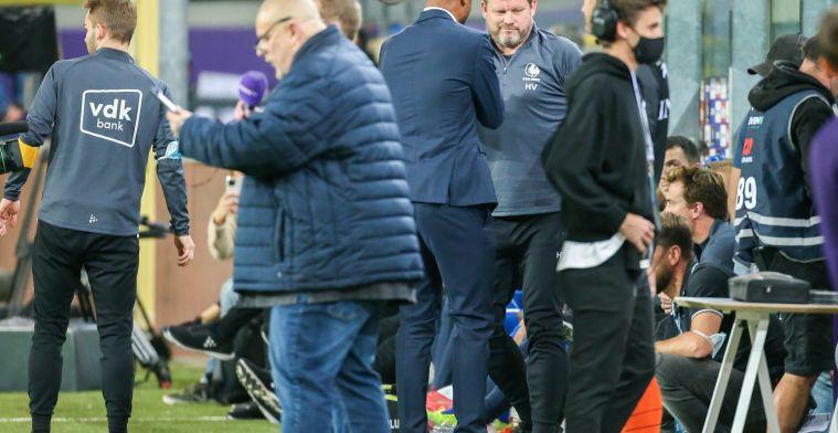 """Verheyen na Anderlecht-KAA Gent: """"De persoonlijkheden stonden aan de zijlijn"""""""