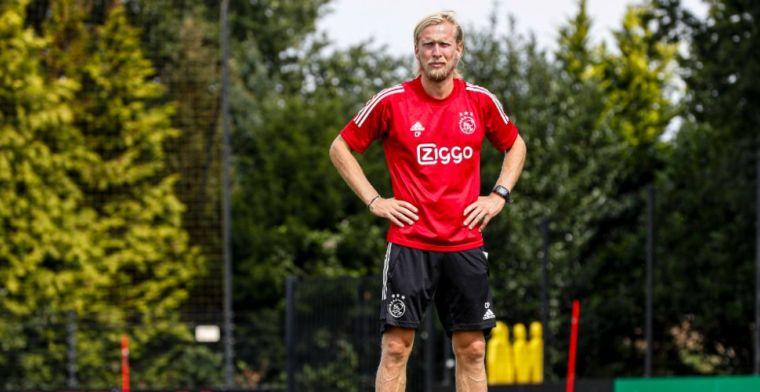 Poulsen wordt assistent van Hjulmand: 'Lijkt op wat ik heb gedaan bij Ajax'