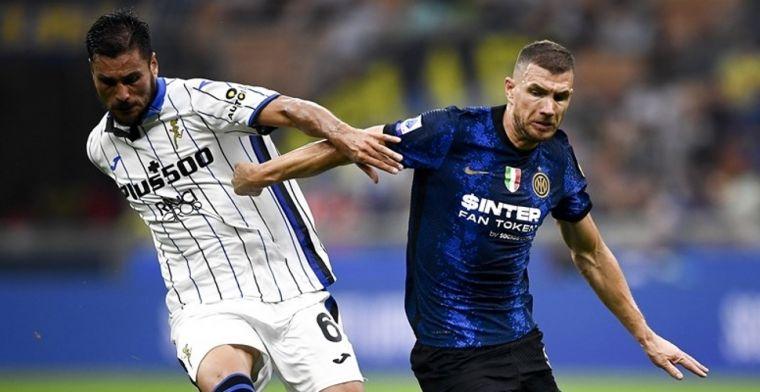 Inter- en Atalanta-Nederlanders in balans na chaotisch slotstuk in Milaan