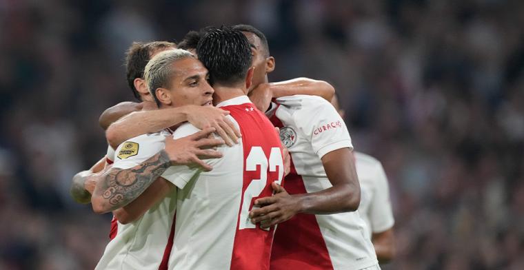 LIVE: Ajax scoort driemaal tegen Groningen en loopt uit op PSV (gesloten)