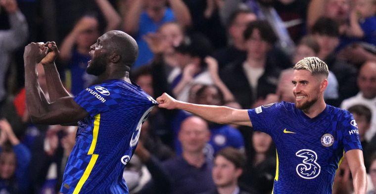 Guardiola bezingt lof van geweldige Lukaku: Bij Inter stap vooruit gezet