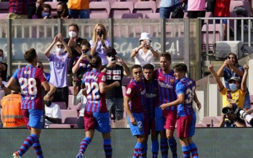 Memphis en De Jong scoren in Camp Nou: 'Kan van waarde zijn, ondanks beperkingen'