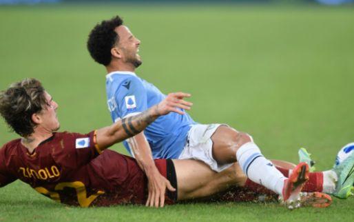 Afbeelding: Lazio verslaat AS Roma in beladen stadsderby na geweldig voetbalgevecht