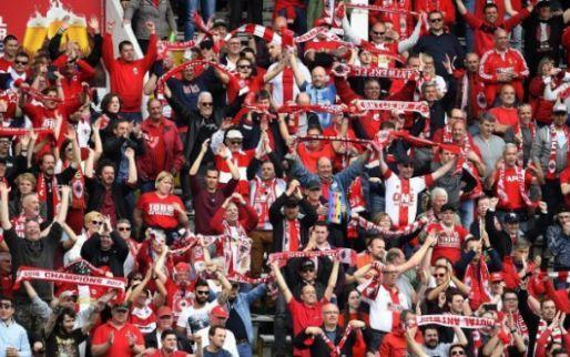 Mooi: supporters van Antwerp hebben boodschap voor Union