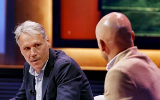 Van Basten kijkt op: 'Hoeveel goede wedstrijden heeft Gravenberch gespeeld?'