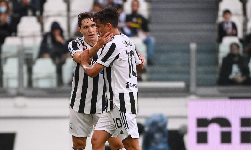 Afbeelding: Juventus krabbelt langzaam op en heeft tweede Serie A-zege te pakken