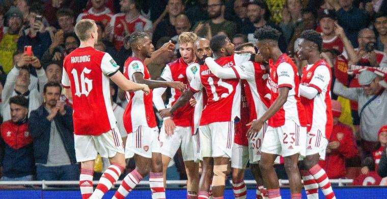 Noord-Londen kleurt rood: Arsenal wint overtuigend van aartsrivaal Tottenham