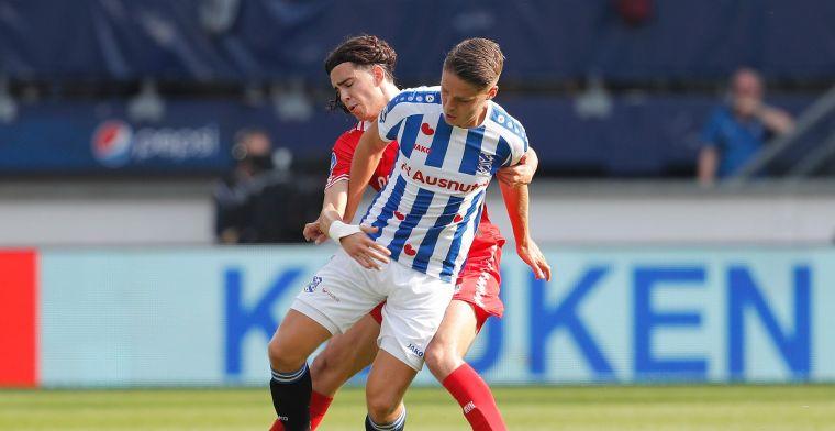 Twente wint chaotisch duel in Heerenveen door eigen goal van recordhouder Van Beek
