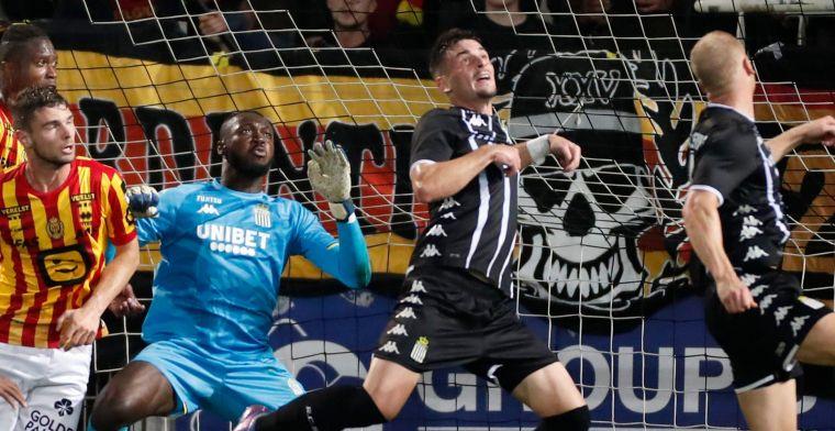 Charleroi opnieuw onderuit, KV Mechelen pakt driepunter