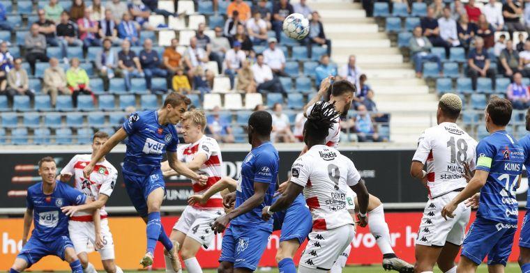 KAA Gent draait scheve situatie om en klopt Cercle Brugge