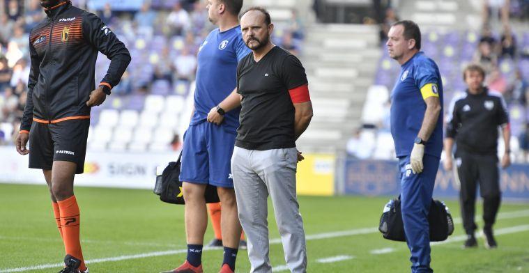 """Beerschot-coach Torrente: """"De ploeg zit nu in een complexe situatie"""