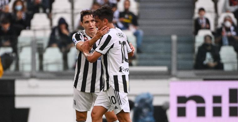 Juventus krabbelt langzaam op en heeft tweede Serie A-zege te pakken